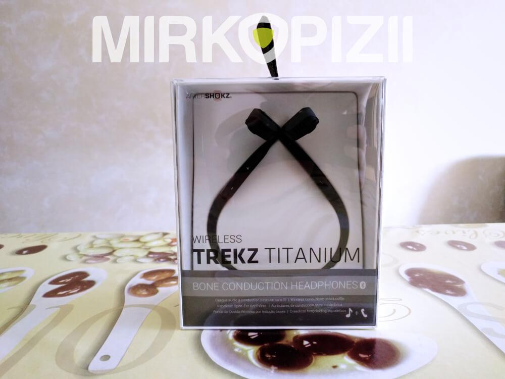 AfterShokz Trekz Titanium Front